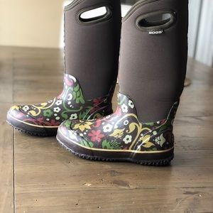 Bogs | women's boots brown size 7